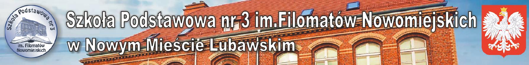Szkoła Podstawowa nr 3 im.Filomatów Nowomiejskich